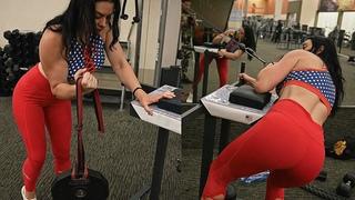 ARM WRESTLING TRAINING WITH 13X WORLD CHAMPION IRINA GLADKAYA