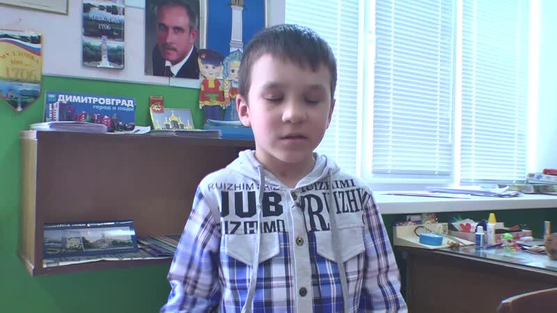 Детский сад ВАСИЛЕК ВЫПУСК Интервью