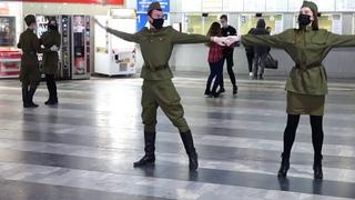 """Всероссийская акция ОНФ """"Случайный вальс"""""""