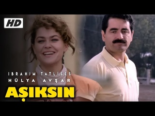 Aşıksın - Türk Filmi (İbrahim Tatlıses & Hülya Avşar)