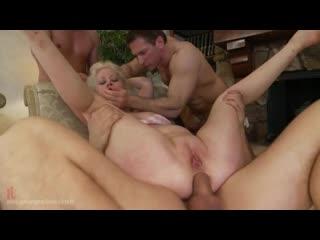 Cherry Torn Gangbang [BDSM, porno, Sex, kinky, hardcore, rough, бдсм, секс, порно, жестко]