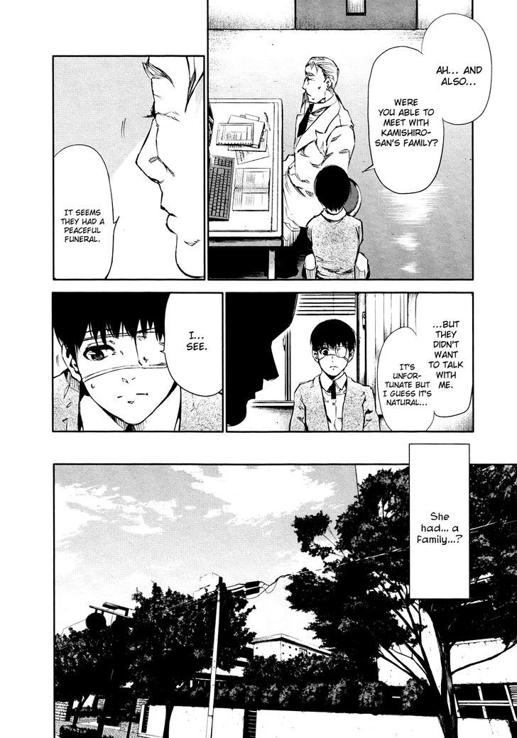 Tokyo Ghoul, Vol.4 Chapter 30 Bitterness, image #8