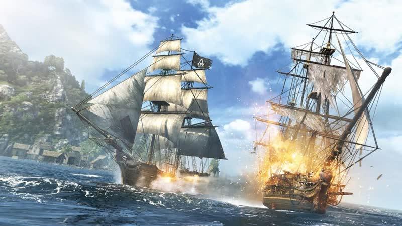 Assassin's Creed IV Black Flag Пиратские поплывушки