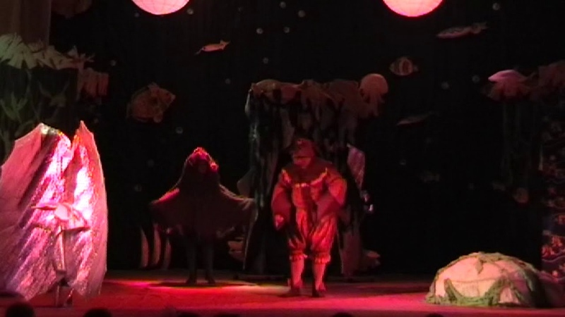 Народный театр Радуга Страна золотых песков