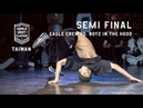Eagle Crew VS. Boyz In The Hood | SEMI FINAL | World Bboy Classic Taiwan qualifier 2020