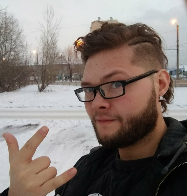 Дмитрий муромцев фото ездил сам