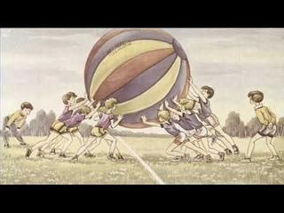 Нужно гордиться здоровьем своего народа Мой звонкий мяч 01  Цвет рисунка