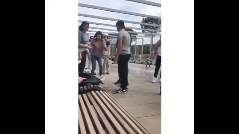 Молодые мамаши устроили бойню
