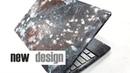 АКВАПРИНТ Новый дизайн ноутбука / hydro dipping Customize your laptop