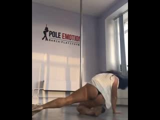 Мария Платицына, exotic pole