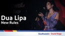 Dua Lipa Performs New Rules Live at Y100!