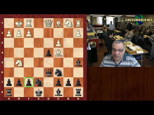 Napoleon Marache vs Paul Morphy New Orleans 1857 · Italian Game Evans Gambit