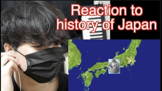 Japanese reacts to history of Japan