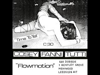 Cosey Fanni Tutti - Time To Tell (1983)