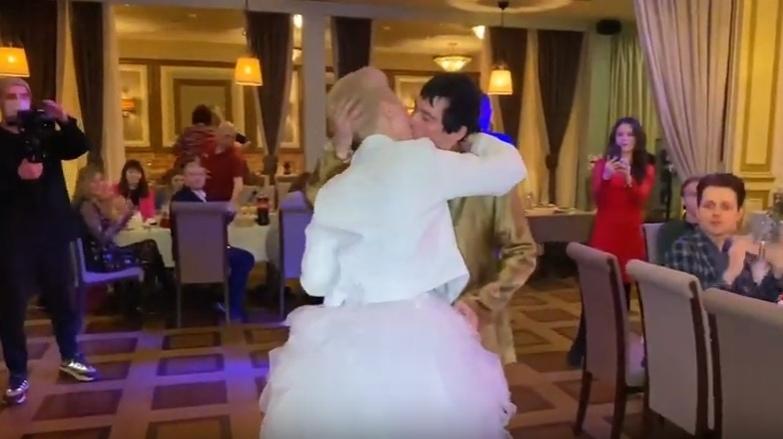 Любовница Венца Венгржановского устроила скандал на свадьбе