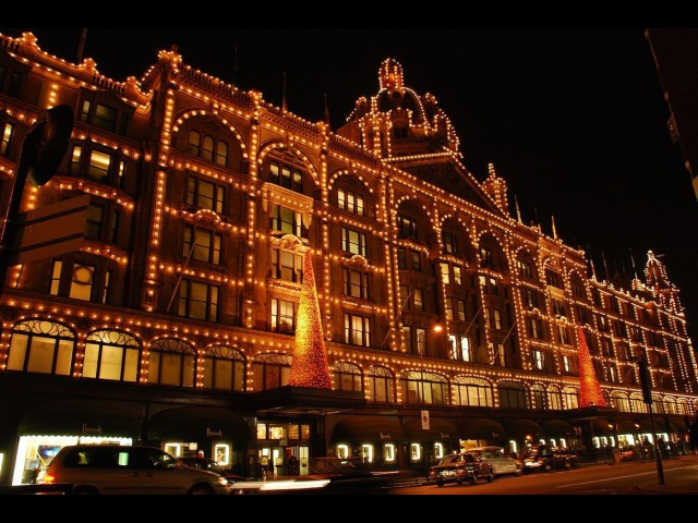 Harrods London Commercial | Christmas 2012