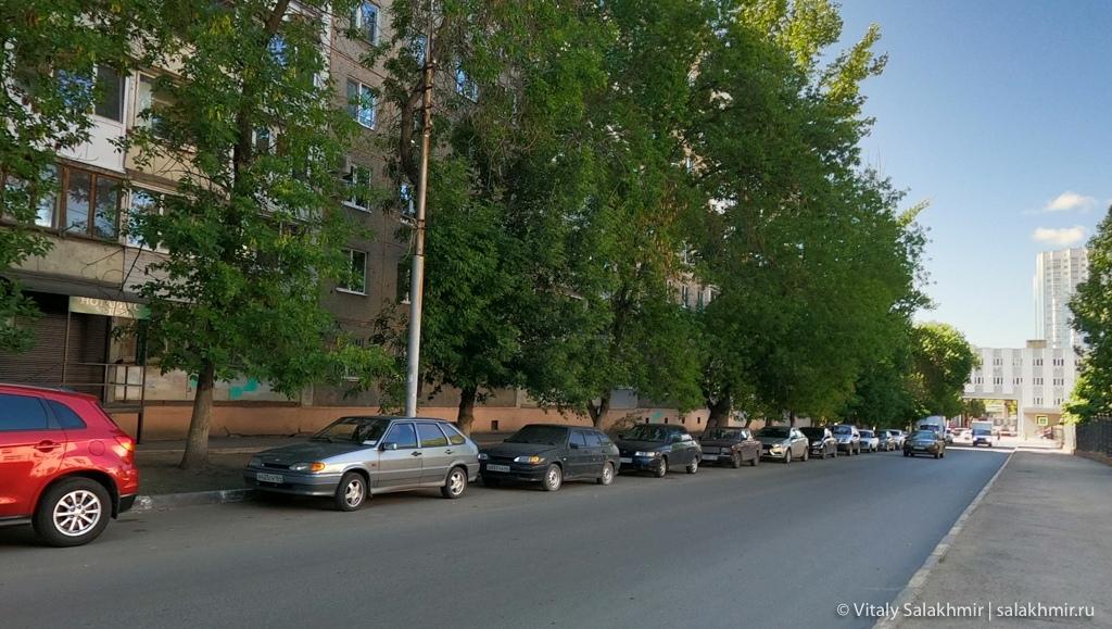 Лады на улицах Саратова 2020