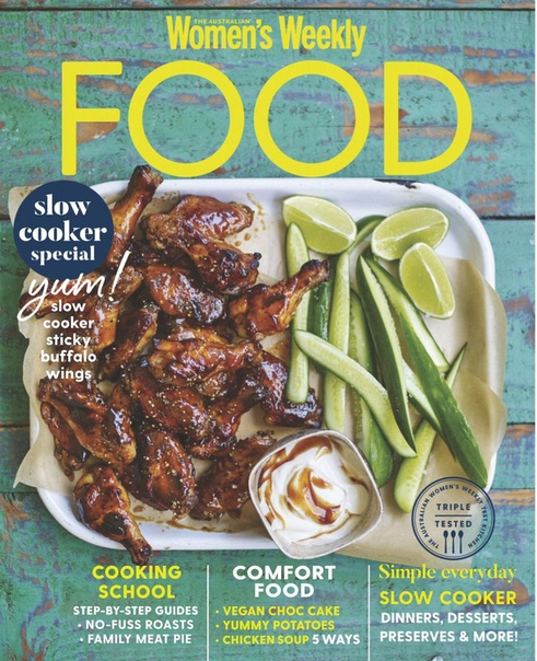 The Australian Women's Weekly Food – May 2019