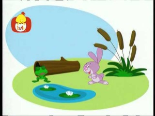 Peek-A-Boo The Rabbit - Dog and Butterfly, For Kids