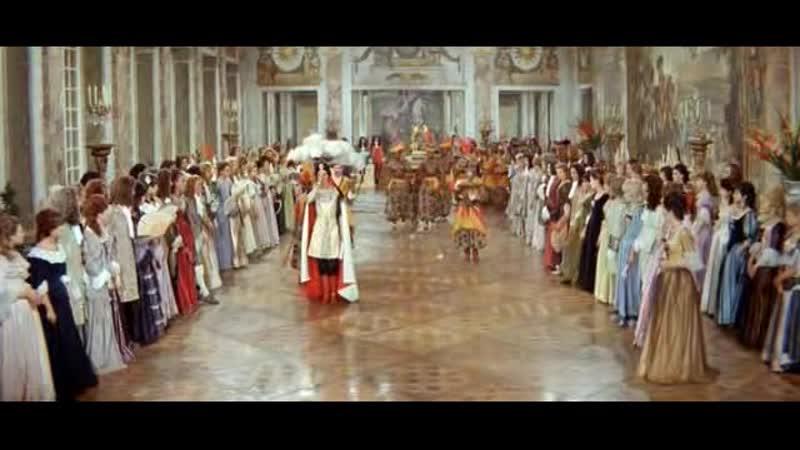 анжелика и король (3 часть)