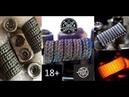 Навалистая намотка Triple Chain Coil и тестируем ее на дрипке Goon RDA плюс мод Tugboat boxmod v2