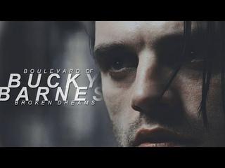 Bucky Barnes | Broken Dreams (+1x06)