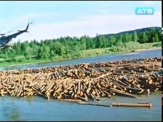 """""""Приговоренный"""" - советский боевик про колымских дальнобойщиков (1989 г.)"""