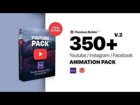 YouTube Pack Extension Tool V2 Videohive Free Download