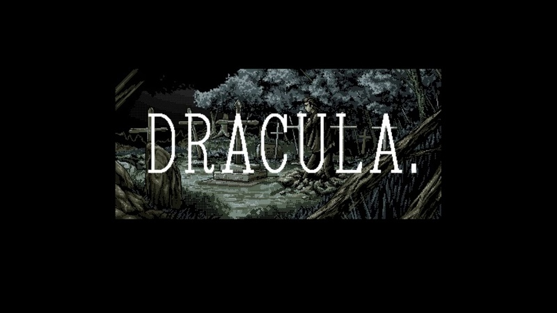 Old School PC 98 Dracula Hakushaku ost