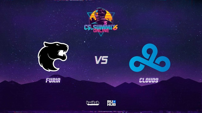 FURIA vs Cloud9 - CS_Summit - map2 - de_vertigo [TheCraggy Gromjkee]