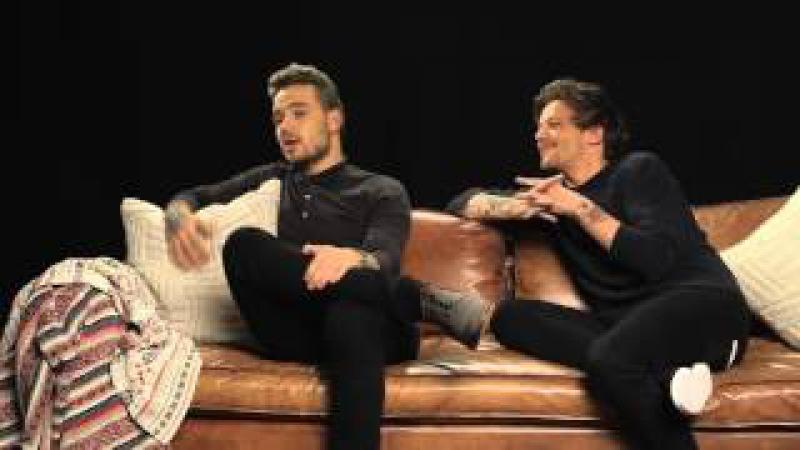 MNM Julie Van den Sterre ontmoet Liam Louis van One Direction (lilo paynlinson)