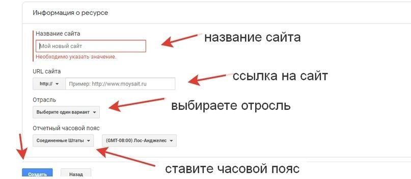 Настройка Google Ads. Установка И Настройка Google Analytics (Часть 3), изображение №7