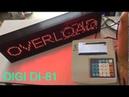 DIGI DI81 Weight Remote Display Custronics JT Techtronics Sdn Bhd 60163199391