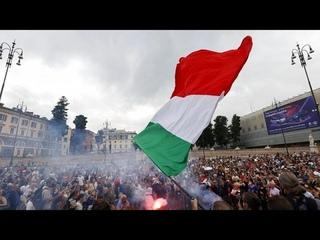 Санитарные пропуска разделили Италию