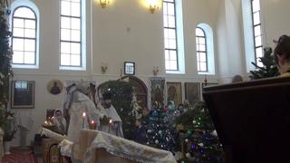 Проповедь Владыки Тихона в храме Вознесения Господня - матушка Валентина Корниенко