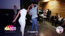 Sjur Bakka and Anna Zvyagina Salsa Dancing in Mambolove Saturday 09 06 2018