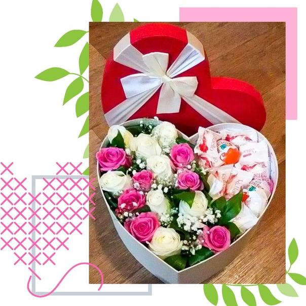 👸 Не секрет, что девушки любят цветы