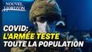 Méthode de test Covid massive à Liverpool L'Etat ferme des lits en réanimation malgré l'épidémie