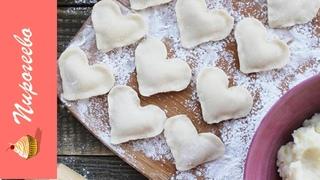 Тесто на кипятке  ✧  Для Пельменей и Вареников  ✧  Заварное тесто