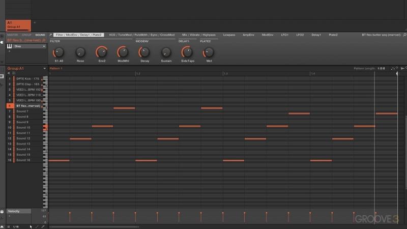 Groove3 MASCHINE MK3 Getting Started