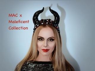 Maleficent Make-Up Tutorial / Макияж Малефисенты