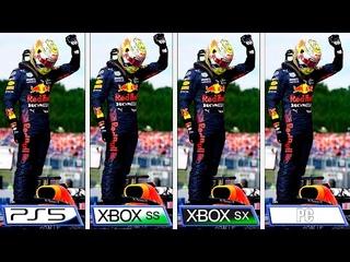 F1 2021 | PS5 - Xbox Series S|X - PC | Graphics & FPS Comparison