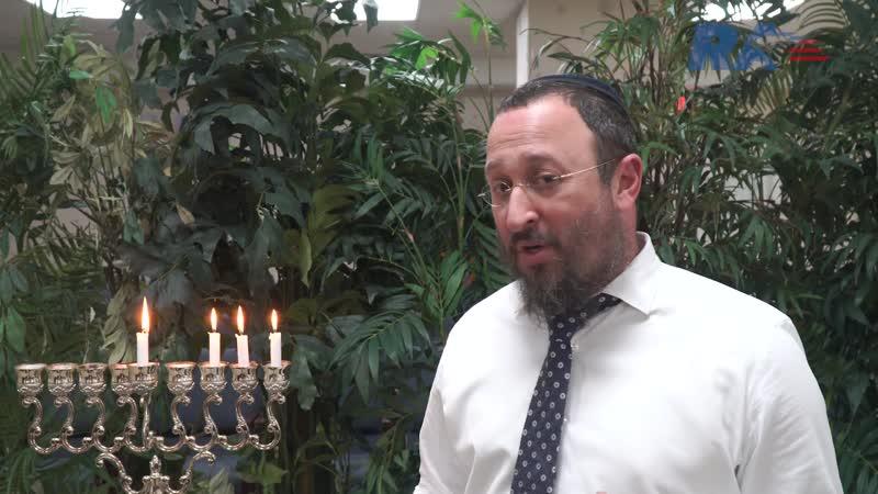 Алекс Каллер — раввин русскоязычной общины Санни Айлс Бич