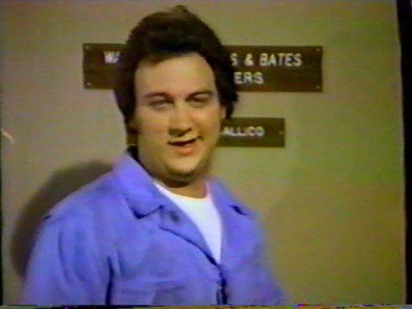 1979 Working Stiffs Unaired Episode Michael Keaton Jim Belushi