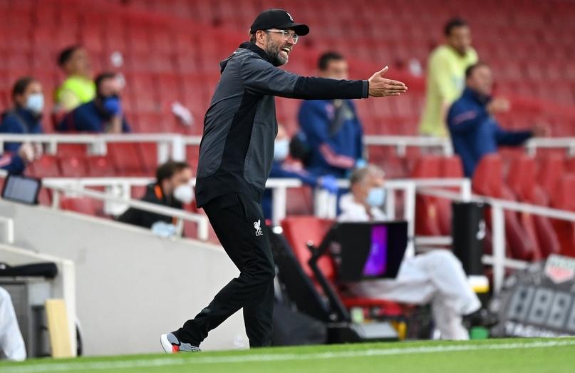 Юрген Клопп: «У «Арсенала» не было реальных моментов. Мы играли блестяще, но два эпизода убили игру»