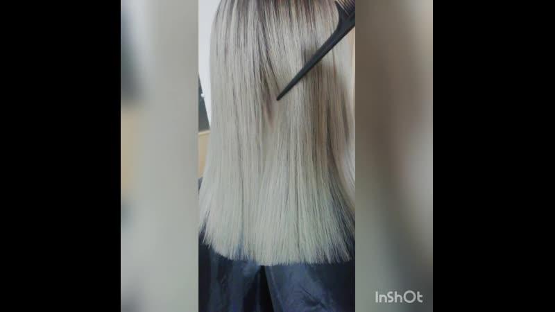 Ботокс для волос Fox Oleo de Monoi