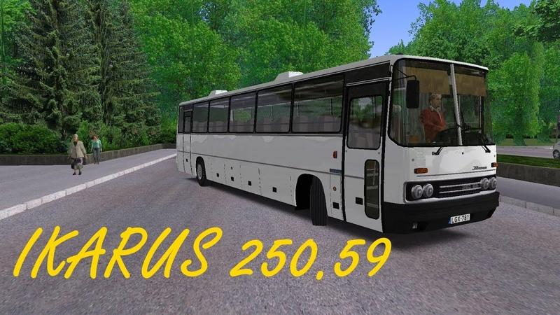 OMSI 2 IKARUS 250.59 Börzsöny