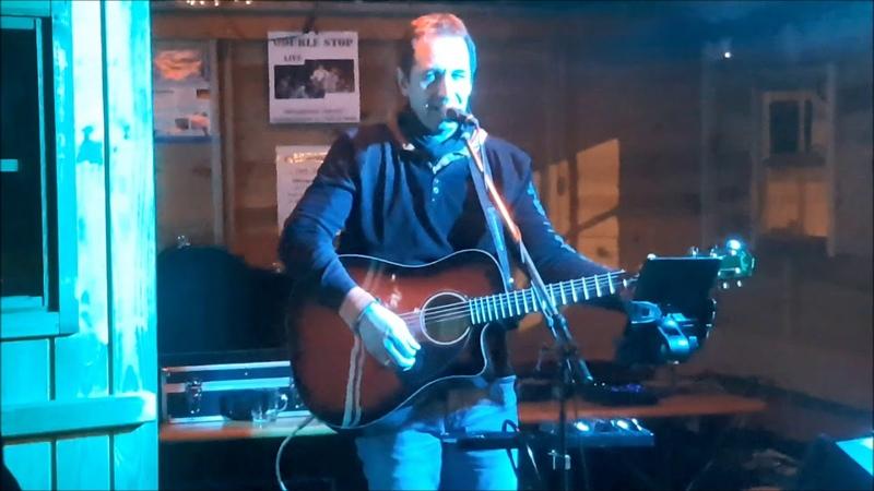 Michi Covert Live @ nem-bei Glühweinstand beim Klaus, Reit im Winkl, 31.1.20 ® HKH © www.LosRein.de