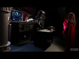 Cosplay Porn Videos Batman Fucking Supergirl