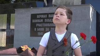 Этот мальчик как Лучик солнца! Журавли в исполнении Арслана Сибгатуллина